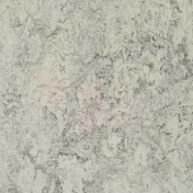 Линолеум натуральный Forbo Marmoleum Real Mist Grey 3032 2 мм 2х32 м
